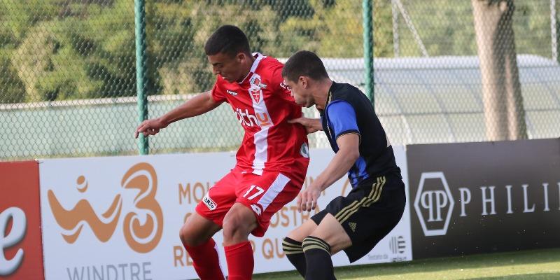 L'Under 18 ferma la Lazio: spettacolare 3-3