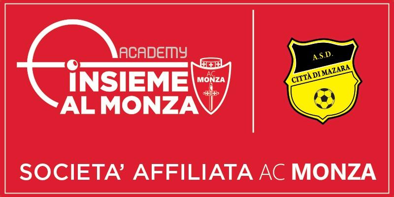 ASD Città di Mazara diventa affiliata AC Monza